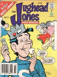 Cover Thumbnail for The Jughead Jones Comics Digest (Archie, 1977 series) #77