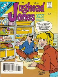 Cover Thumbnail for The Jughead Jones Comics Digest (Archie, 1977 series) #93 [Direct Edition]