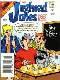 Cover Thumbnail for The Jughead Jones Comics Digest (Archie, 1977 series) #98