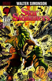 Cover Thumbnail for Star Slammers (Malibu, 1994 series) #2