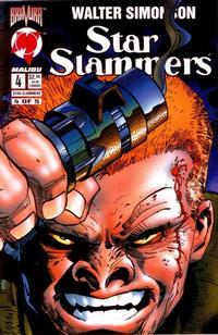 Cover Thumbnail for Star Slammers (Malibu, 1994 series) #4