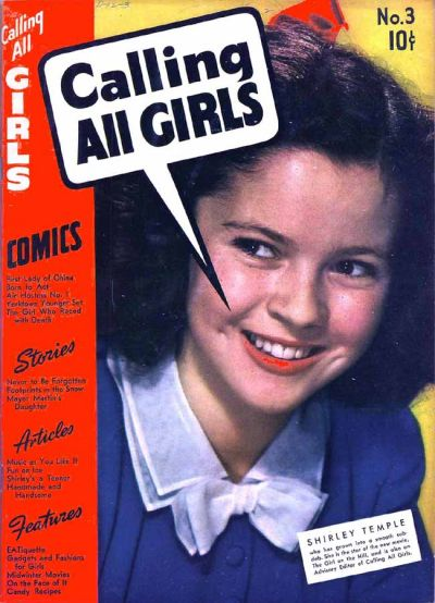 Cover for Calling All Girls (Parents' Magazine Press, 1941 series) #3