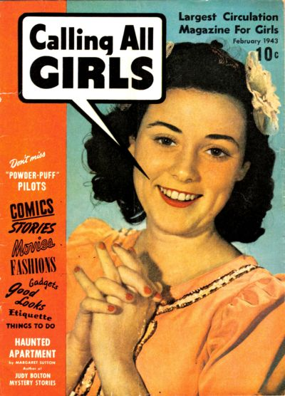 Cover for Calling All Girls (Parents' Magazine Press, 1941 series) #v3#2 [15]
