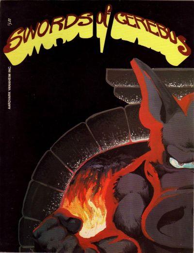 Cover for Swords of Cerebus (Aardvark-Vanaheim, 1981 series) #2