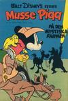 Cover for Walt Disney's serier (Richters Förlag AB, 1950 series) #10/1954