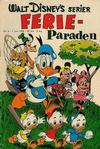Cover for Walt Disney's serier (Richters Förlag AB, 1950 series) #6/1956