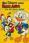 Cover for Walt Disney's serier (Richters Förlag AB, 1950 series) #7/1956