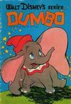 Cover for Walt Disney's serier (Richters Förlag AB, 1950 series) #8/1956