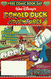 Cover for Walt Disney's Donald Duck Adventures - Free Comic Book Day (Gemstone, 2003 series) #[nn]