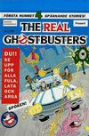 Cover for The Real Ghostbusters (Atlantic Förlags AB, 1988 series) #1/1988 present