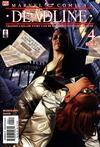 Cover for Deadline (Marvel, 2002 series) #4