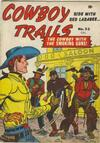 Cover for Cowboy Trails (Bell Features, 1949 series) #33