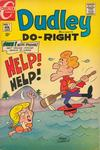 Cover for Dudley Do-Right (Charlton, 1970 series) #1