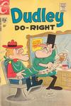 Cover for Dudley Do-Right (Charlton, 1970 series) #4
