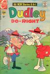 Cover for Dudley Do-Right (Charlton, 1970 series) #6