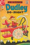 Cover for Dudley Do-Right (Charlton, 1970 series) #7