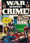 Cover for War Against Crime! (EC, 1948 series) #1