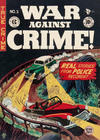 Cover for War Against Crime! (EC, 1948 series) #3