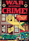 Cover for War Against Crime! (EC, 1948 series) #4