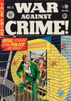 Cover for War Against Crime! (EC, 1948 series) #5