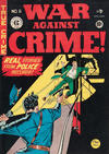 Cover for War Against Crime! (EC, 1948 series) #6