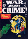 Cover for War Against Crime! (EC, 1948 series) #7