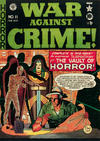Cover for War Against Crime! (EC, 1948 series) #11
