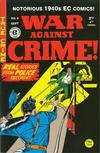 Cover for War Against Crime (Gemstone, 2000 series) #6