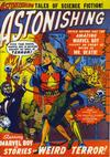 Cover for Astonishing (Bell Features, 1951 series) #27