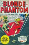 Cover for Blonde Phantom Comics (Bell Features, 1948 series) #20