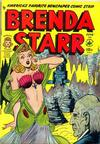 Cover for Brenda Starr Comics (Superior Publishers Limited, 1948 series) #3