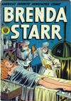 Cover for Brenda Starr Comics (Superior Publishers Limited, 1948 series) #4