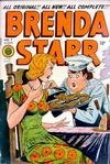 Cover for Brenda Starr Comics (Superior Publishers Limited, 1948 series) #7