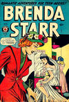 Cover for Brenda Starr Comics (Superior Publishers Limited, 1948 series) #10