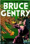 Cover for Bruce Gentry (Superior Publishers Limited, 1948 series) #4