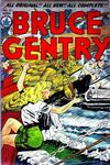 Cover for Bruce Gentry Comics (Superior, 1948 series) #5