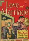 Cover for Love and Marriage (Superior, 1952 series) #3