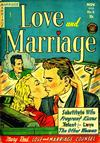 Cover for Love and Marriage (Superior, 1952 series) #5