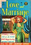 Cover for Love and Marriage (Superior, 1952 series) #16