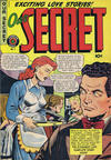 Cover for Our Secret (Superior, 1949 series) #7 [no date on cover]
