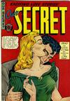 Cover for Our Secret (Superior Publishers Limited, 1949 series) #8