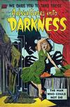 Cover for Adventures into Darkness (Pines, 1952 series) #10