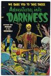 Cover for Adventures into Darkness (Pines, 1952 series) #13