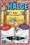 Cover for Hälge (Egmont, 2000 series) #1/2001