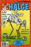 Cover for Hälge (Egmont, 2000 series) #5/2001