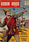 Cover for Robin Hood Tales (Quality Comics, 1956 series) #2