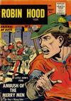 Cover for Robin Hood Tales (Quality Comics, 1956 series) #4