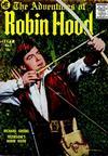 Cover for The Adventures of Robin Hood (Magazine Enterprises, 1957 series) #7