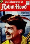 Cover for The Adventures of Robin Hood (Magazine Enterprises, 1957 series) #8