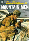 Cover for Ben Bowie and His Mountain Men (Dell, 1956 series) #8